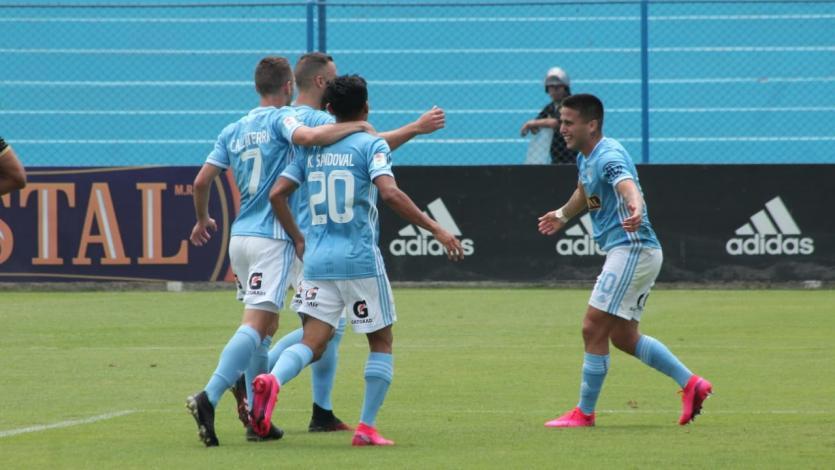 Sporting Cristal se quedó con la victoria como local ante Cusco FC por el Torneo Apertura (VIDEO)