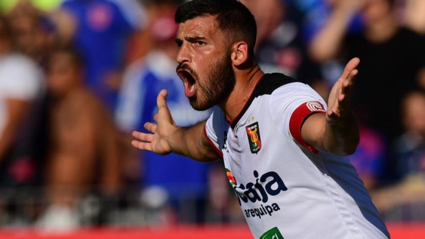 Con un gol de Bernardo Cuesta, Melgar clasificó a la fase de grupos de la Copa Libertadores