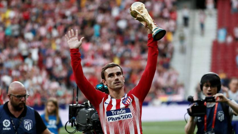 Antoine Griezmann sobre premios FIFA:
