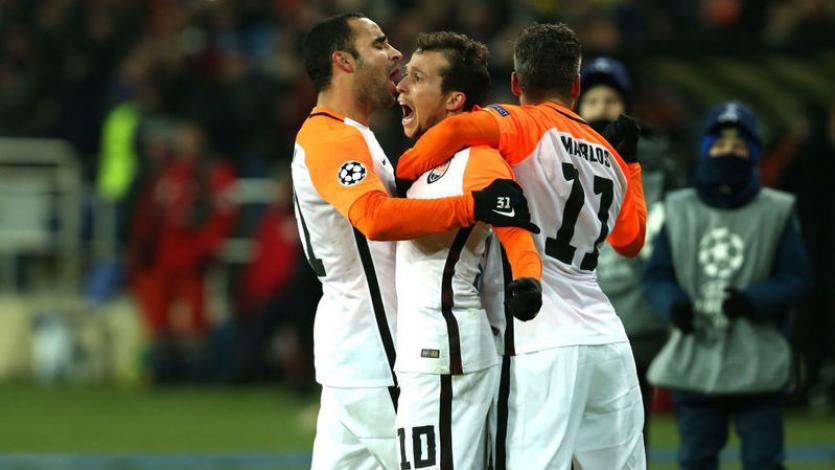 Champions League: Shakhtar acabó con el invicto del Manchester City