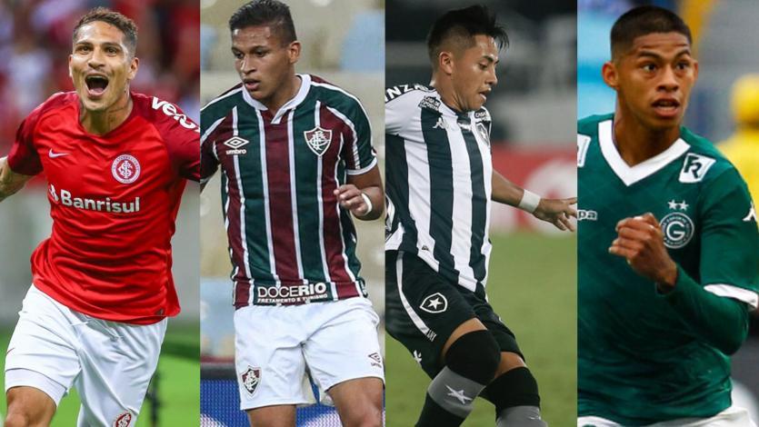Brasileirao 2020: ¿cómo les fue a los peruanos esta temporada?