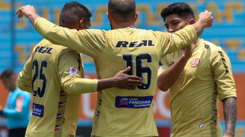Liga1 Movistar: UTC se impuso 4-2 sobre Academia Cantolao por la fecha 3 de la Fase 2