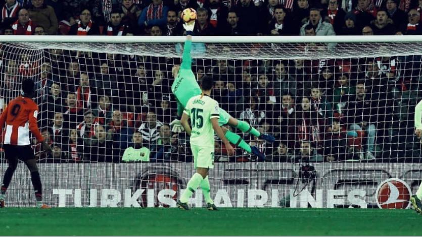 Barcelona iguala ante el Athletic Bilbao y le da vida a La Liga