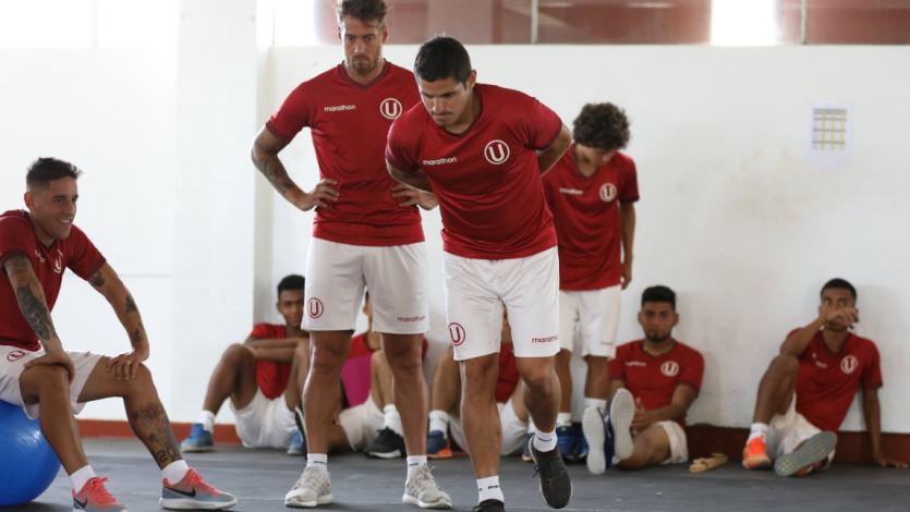 Universitario de Deportes: plantel pasó exámenes médicos y físicos