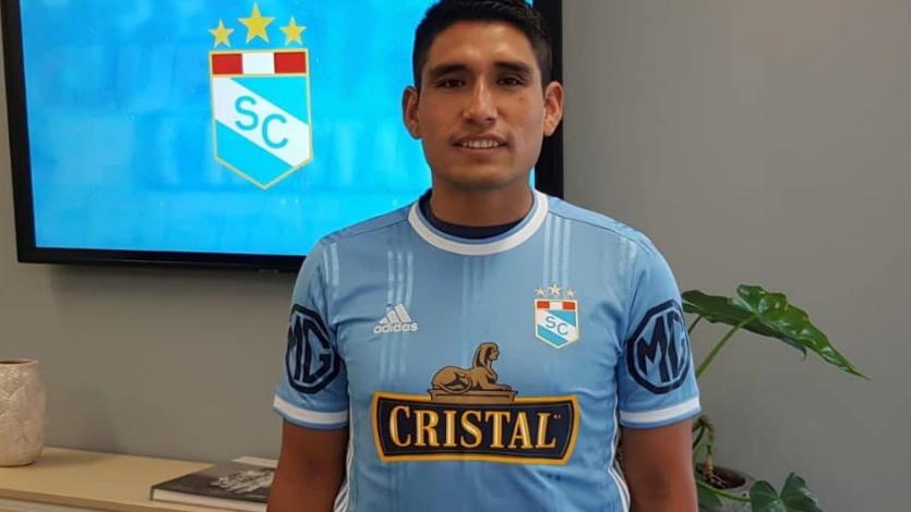 """Irven Ávila sobre su regreso a Sporting Cristal: """"Vengo a darle un dolor de cabeza al técnico"""" (VIDEO)"""