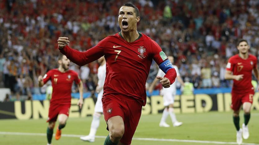 Cristiano Ronaldo y el día que alcanzó un récord que solo tienen 3 jugadores en la historia de los mundiales