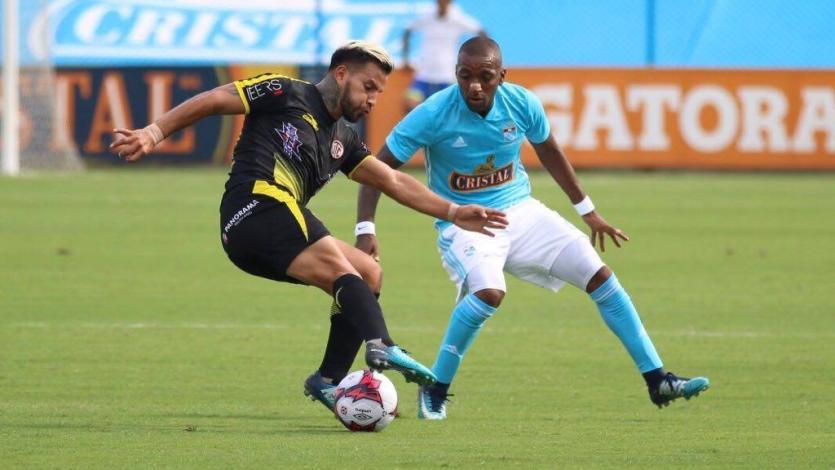 Torneo de Verano: Sporting Cristal igualó en casa ante UTC