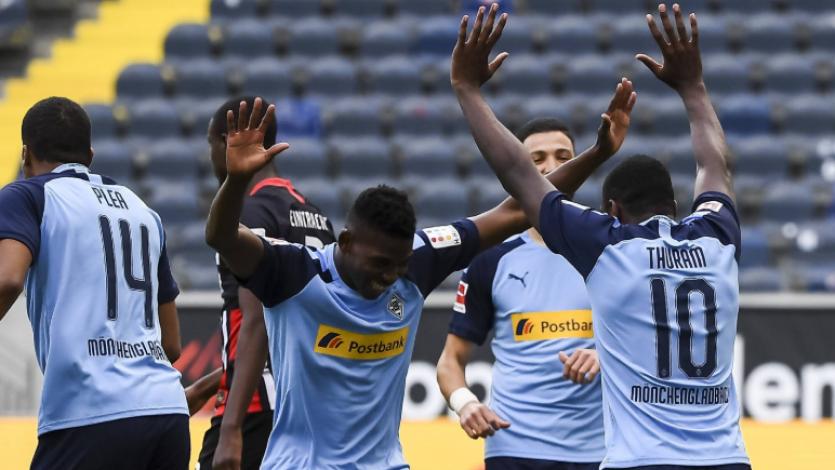 Bundesliga: con cuatro triunfos y dos empates, estos son los resultados del día