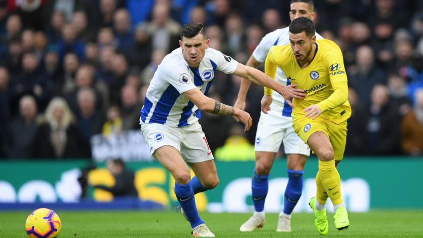 Premier League: Chelsea venció a domicilio al Brighton