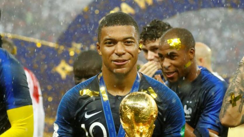 Kylian Mbappé lidera ranking de jugadores sub 21 más caros del mercado