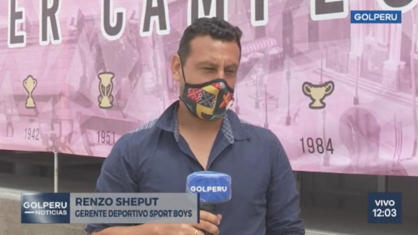 Renzo Sheput: