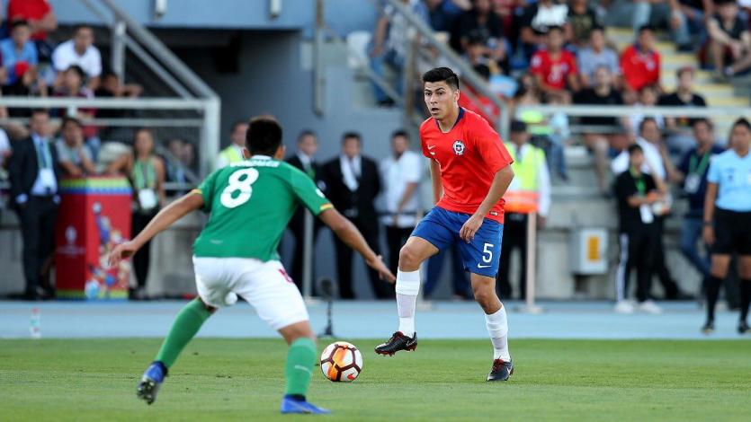 Sudamericano Sub 20: Chile y Bolivia no se sacaron diferencias