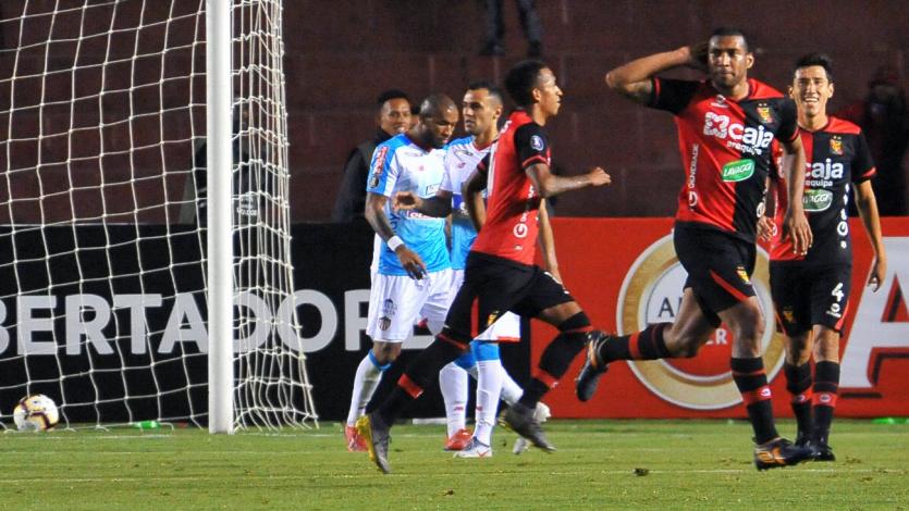 Copa Libertadores: Melgar consigue su primera victoria ante Junior