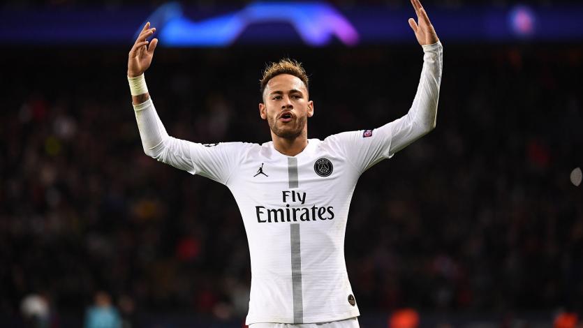 Neymar dona 1 millón de dólares para la lucha contra el coronavirus