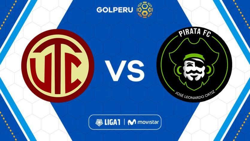 Liga1 Movistar: UTC y Pirata FC cierran el Torneo Apertura en Cajamarca