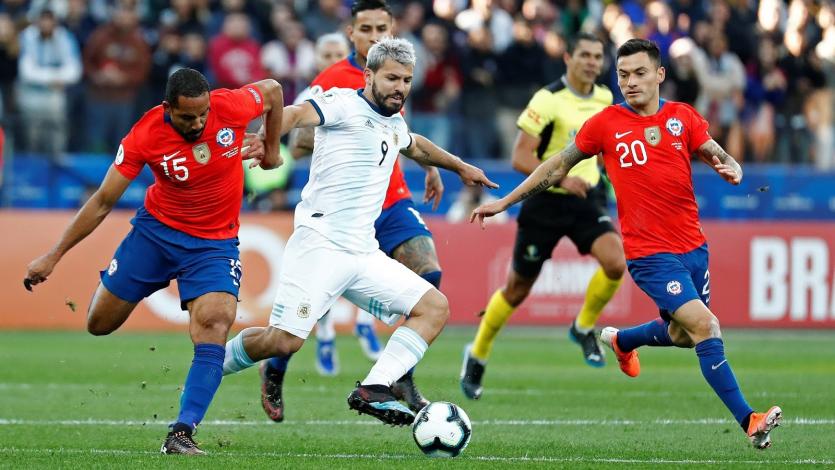 Copa América: un día como hoy, Argentina venció a Chile y se quedó con el tercer puesto en Brasil 2019