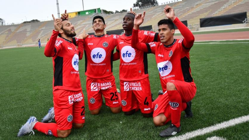 Liga2: Juan Aurich derrotó 3-1 a Santos FC por la fecha 2
