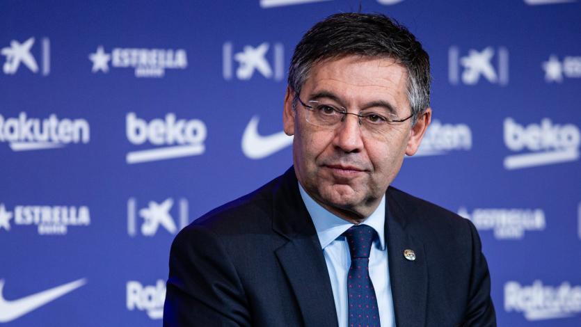 Barcelona: Josep Maria Bartomeu, expresidente del club, fue detenido por el caso 'Barçagate'