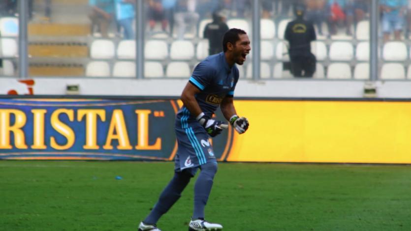 """Patricio Álvarez: """"Las finales fueron los mejores partidos de Sporting Cristal"""""""