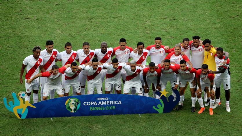 Selección Peruana pasó control de antidoping previo al entrenamiento