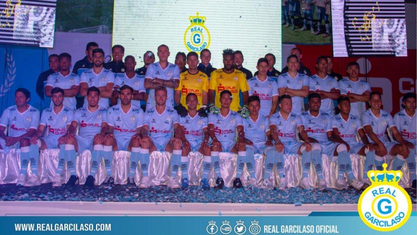 Real Garcilaso presentó su plantel versión 2019