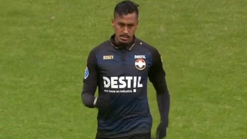 Con Renato Tapia: Willem II cayó 2-1 ante Groningen
