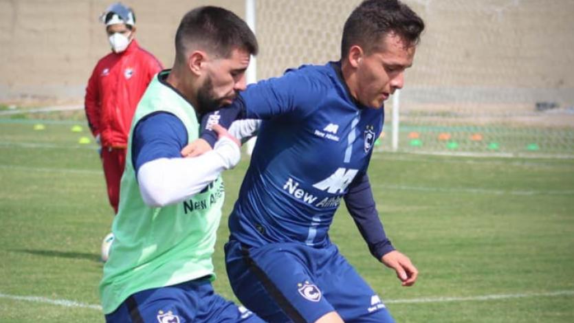 Liga1 Movistar: Cienciano realizó su primer partido de práctica en Lima