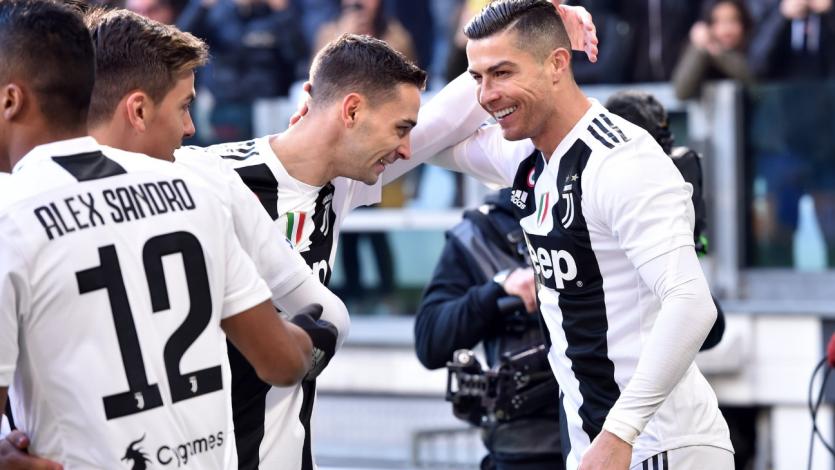 Con un doblete de Cristiano Ronaldo, Juventus cierra el año con un triunfo