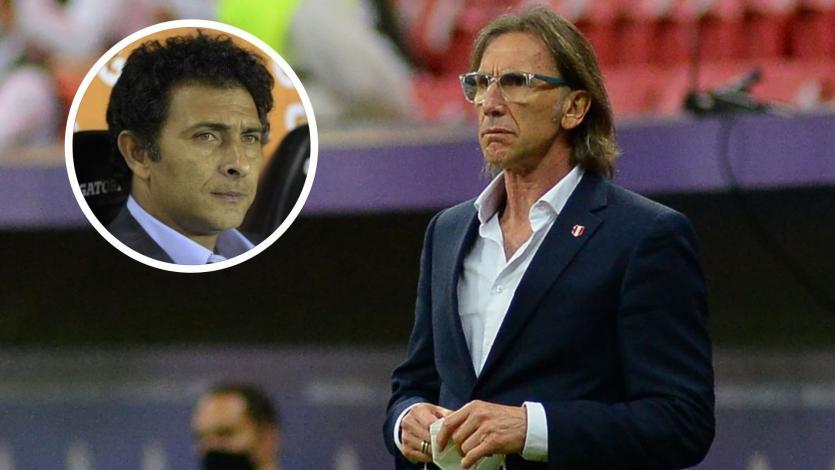 """Leonardo Astrada: """"Ricardo Gareca ha profesionalizado el fútbol en el Perú"""" (VIDEO)"""