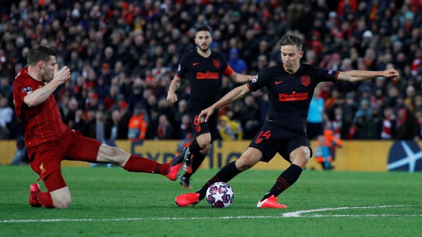 Champions League: Atlético Madrid eliminó al Liverpool tras un gran tiempo extra