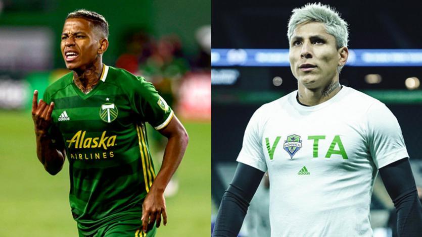 MLS: Andy Polo nominado a mejor gol y Raúl Ruidíaz a mejor jugador de la semana