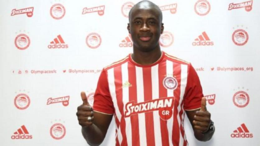 Yaya Touré deja Olympiacos luego de tres meses