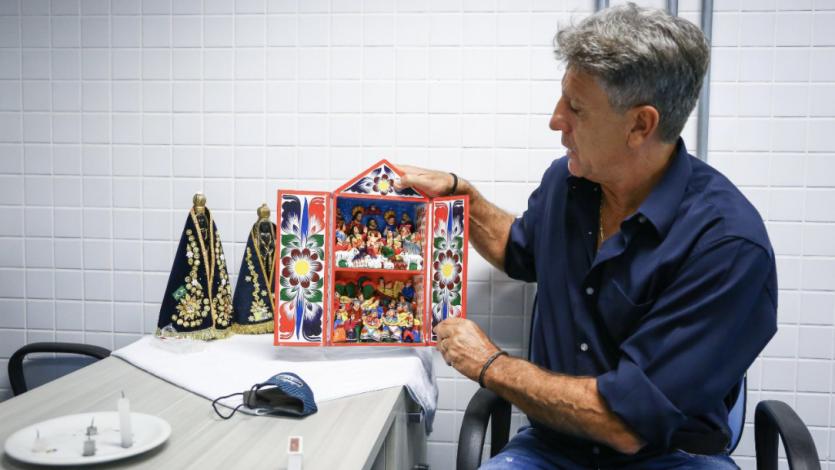 Copa Libertadores: Ayacucho FC y el notable gesto que tuvo con Gremio tras el partido