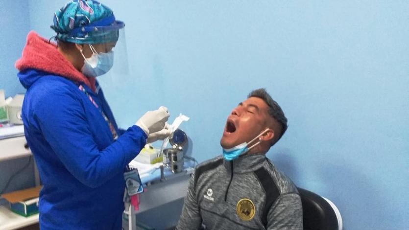 Liga1 Betsson: delantero Nicolás Royón pasó exámenes médicos con Cusco FC