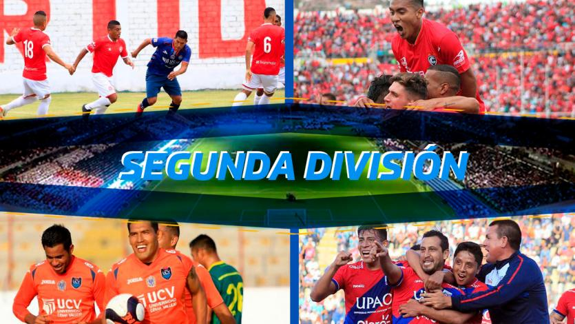 Segunda división: Se definen los clasificados a la final