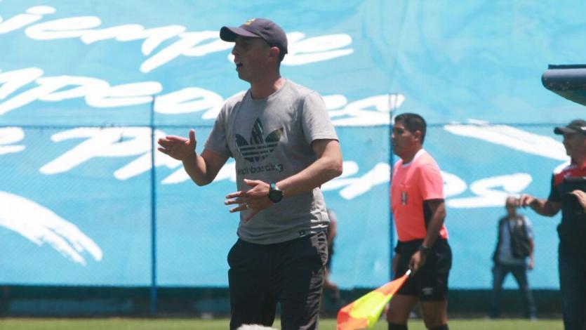 Sport Rosario oficializó la salida del entrenador Pablo Abraham
