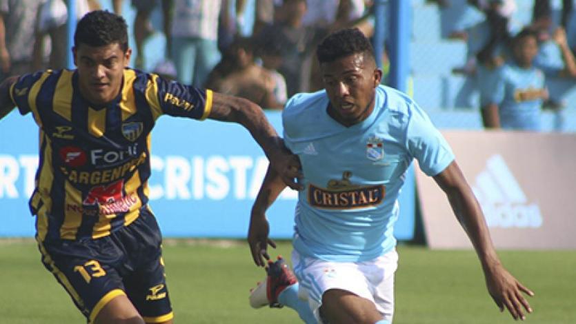 Selección Peruana: las habilidades de Johan Madrid