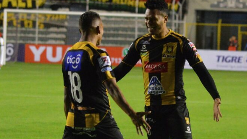 The Strongest iniciará mañana pretemporada en Lima