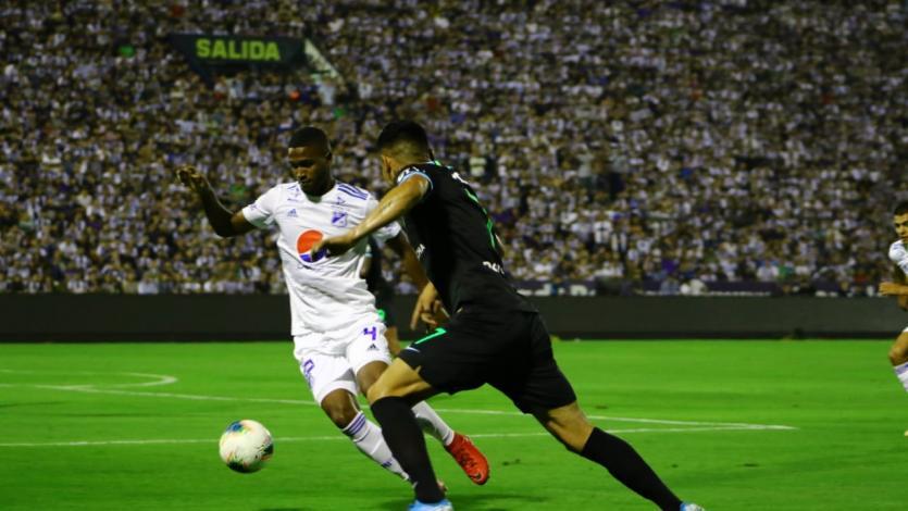 Alianza Lima: Millonarios se quedó con la victoria en la 'Noche Blanquiazul' (VIDEO)