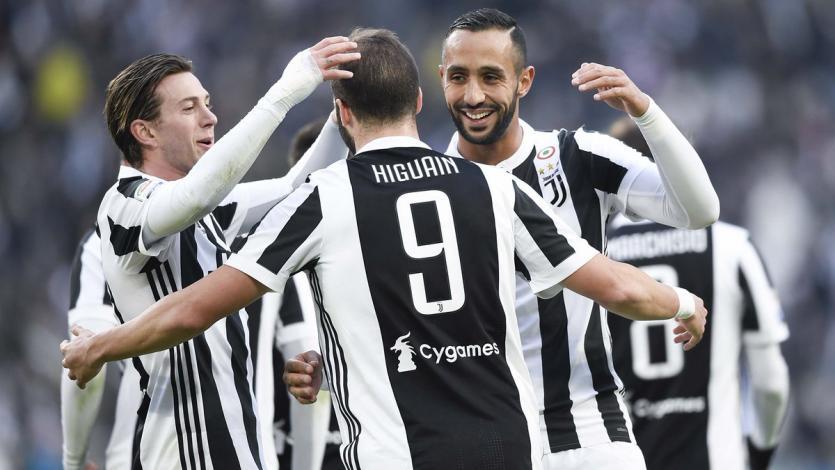 Serie A: Juventus aplastó a Sassuolo y es líder del Calcio