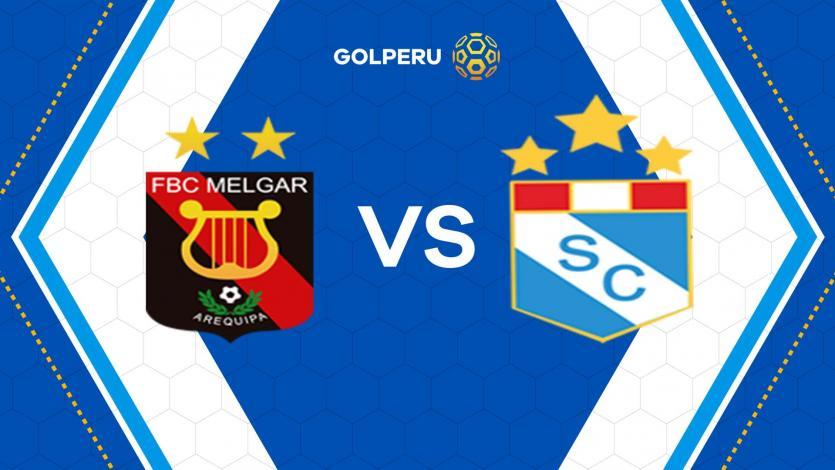 FBC Melgar se mide con Sporting Cristal en Arequipa