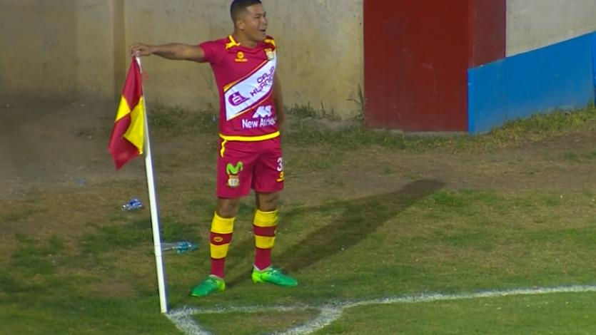 EN VIVO por GOLPERU: Sport Rosario 2-4 Sport Huancayo