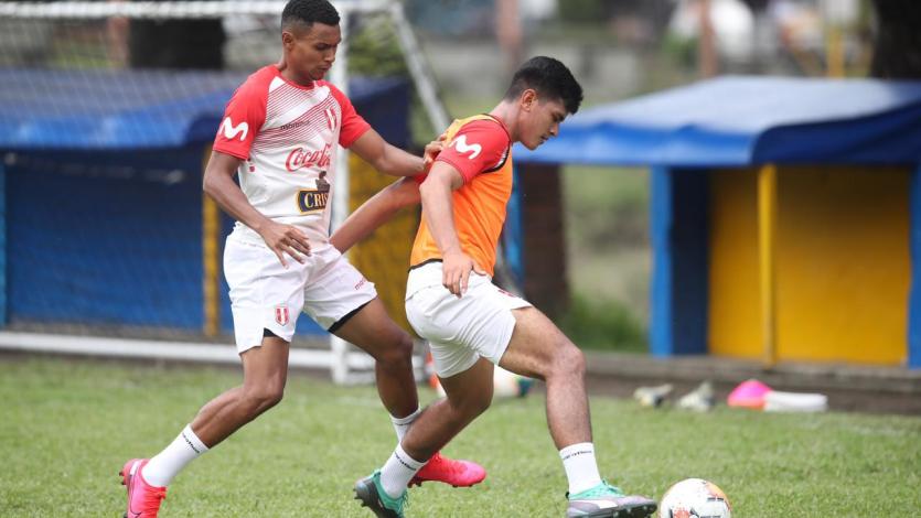 Selección Peruana Sub 23 quedó lista para medirse ante Paraguay por el Torneo Preolímpico