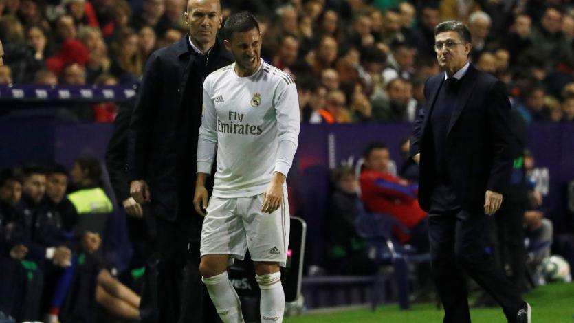 Eden Hazard será operado y le diría adiós a lo que resta de la temporada