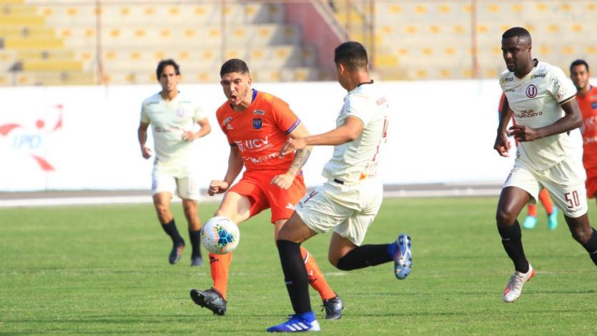 Universitario de Deportes igualó sin goles con César Vallejo y sigue siendo líder del Clausura (VIDEO)