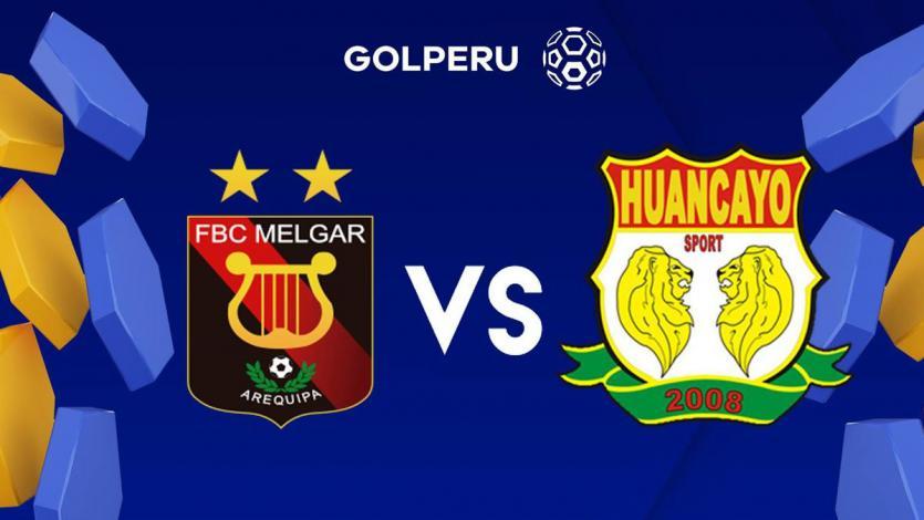 Melgar espera a Sport Huancayo con el objetivo de seguir luchando por el título nacional