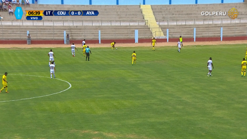 En vivo por GOLPERU: Comerciantes Unidos 1-1 Ayacucho FC