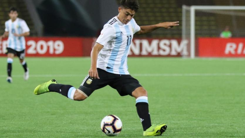 Sudamericano Sub 17: Argentina golea a Brasil y se medirá ante Perú en el hexagonal