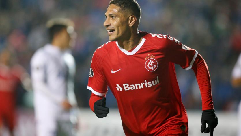 Paolo Guerrero accedió a selecta lista de máximos goleadores peruanos en Copa Libertadores