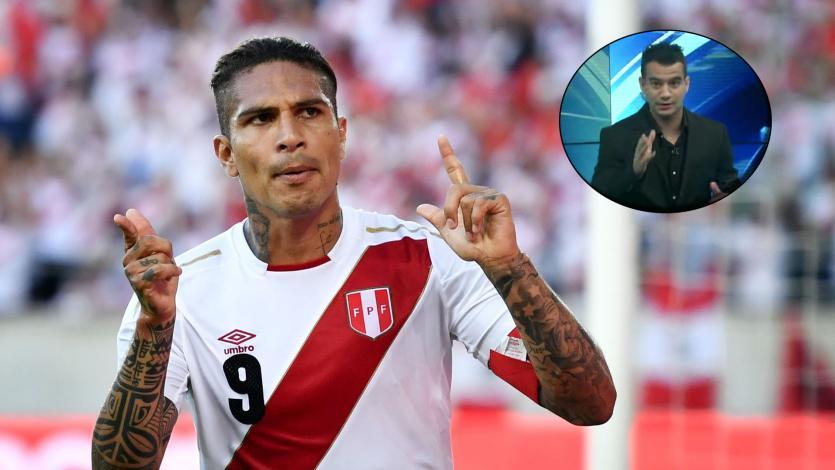 "Maxi Mendaña: ""Yo creo que Paolo Guerrero va a estar para las Clasificatorias Sudamericanas"" (VIDEO)"